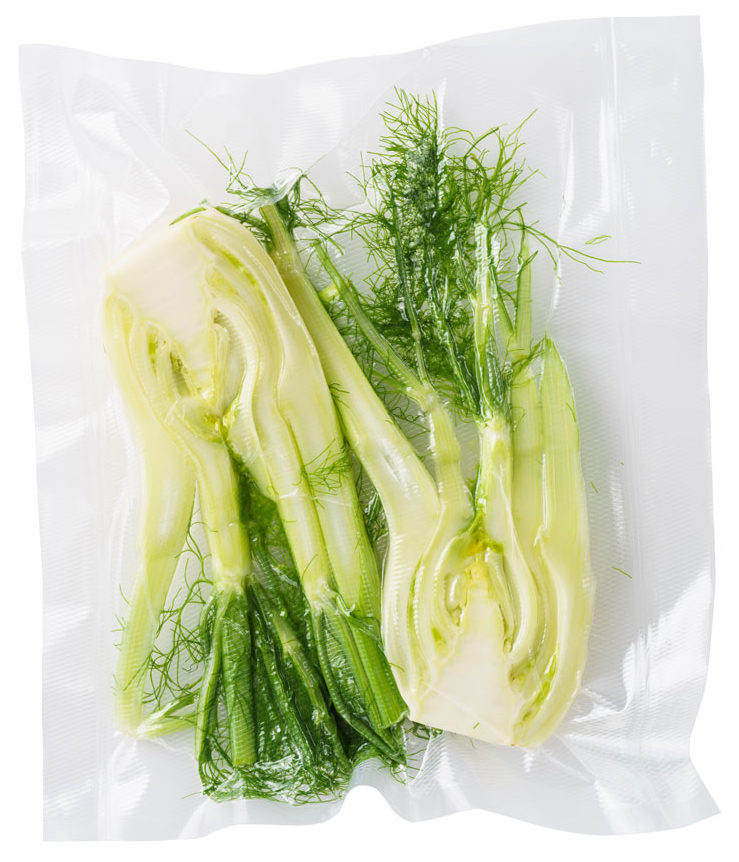 vacuum sealing vegetables